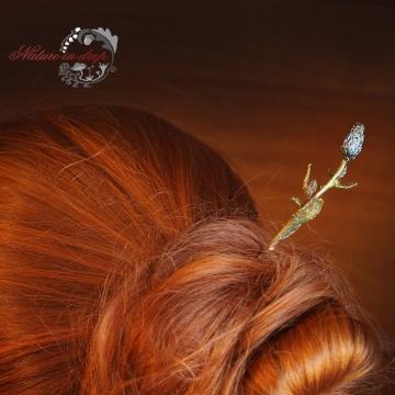 Hairpin thistle